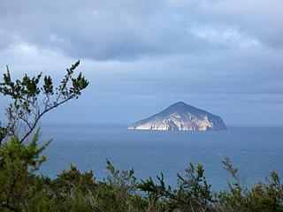Rodondo Island island in Tasmania, Australia