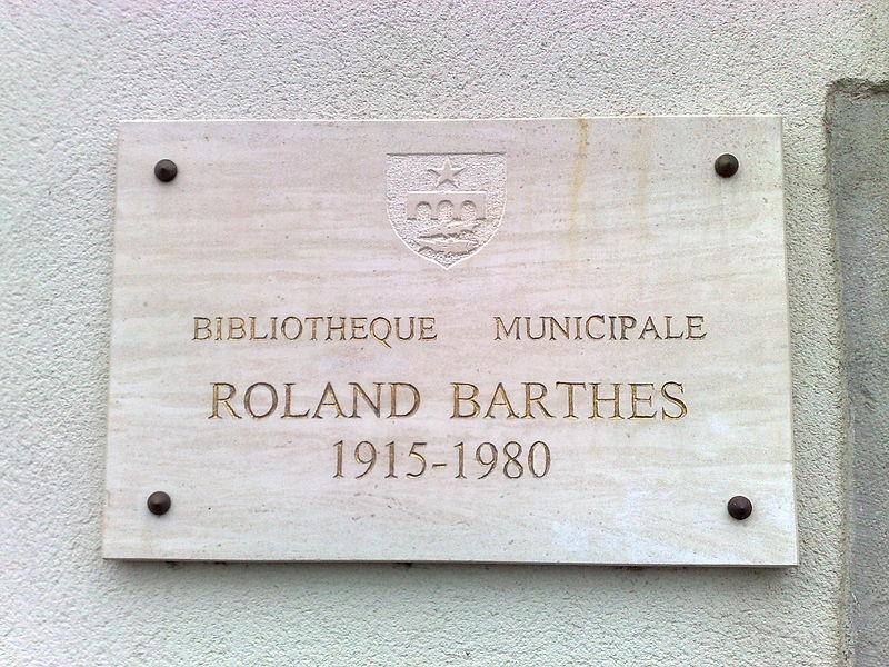 File:Roland Barthes Liburutegiko plaka Ahurtin.jpg