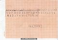 Roman Inscription from Roma, Italy (CIL VI 00980).jpeg