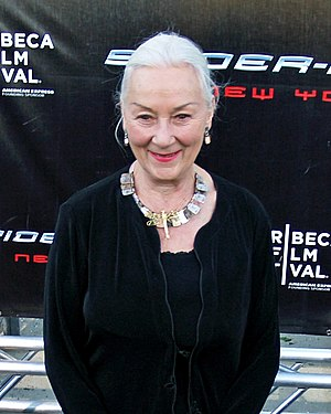 Rosemary Harris - Harris at the 2007 Spider-Man 3 premiere in Queens, New York
