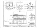 Rosemount, County Road 19, Forkland, Greene County, AL HABS ALA,32-FORK.V,1- (sheet 8 of 16).png