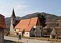 Rossatz-Arnsdorf - Filialkirche hl. Johannes der Täufer.JPG