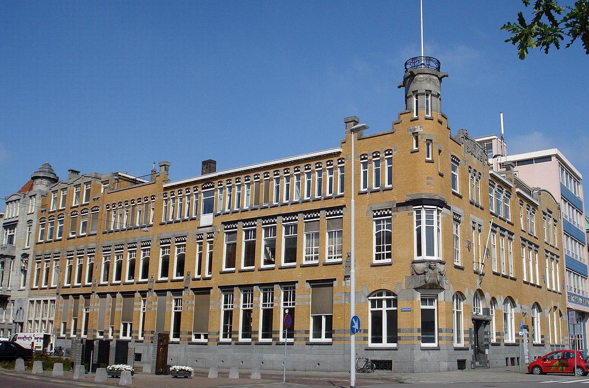 Kantoor rotterdamse lloyd wikipedia for De lantaarn rotterdam