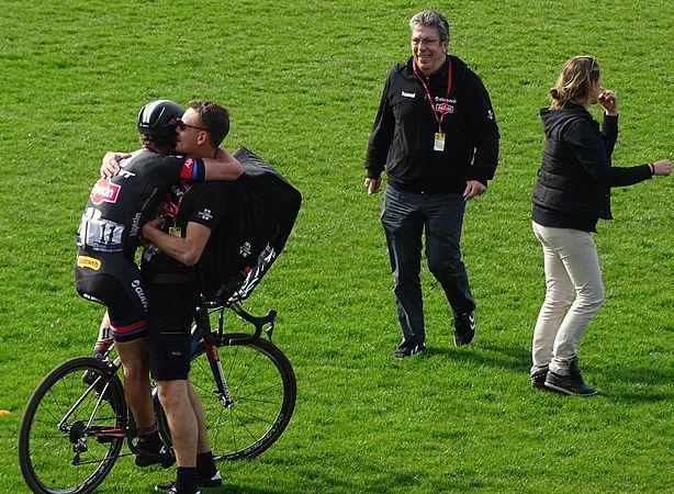 Roubaix - Paris-Roubaix, 12 avril 2015, arrivée (A14).JPG
