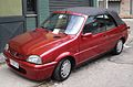 Rover 100 Cabriolèt front.JPG