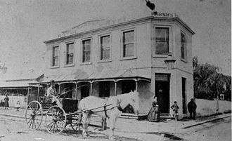 Richmond Football Club - The Richmond Football Club was formed at a meeting at the Royal Hotel in Richmond in 1885.