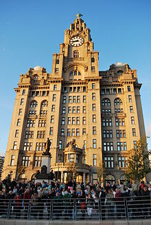 Royal Liver Building celebrating its 100th birthday during the On the Waterfront Event 3.jpg