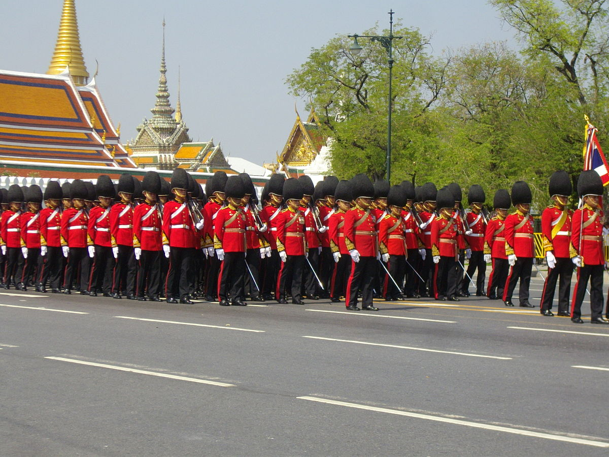 King's Guard (Thailand) - Wikipedia