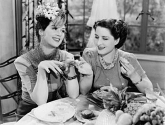Rosalind Russell - In The Women (1939) with Norma Shearer