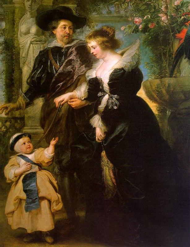 Rubens.Helene.Fourment