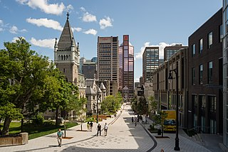 Architecture of Montreal