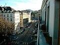 Rue de Candolle dans le quartier de Plainpalais à Genève, November 2002.jpg
