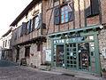 Rue de la Poste à Castelnau-de-Montmiral.JPG
