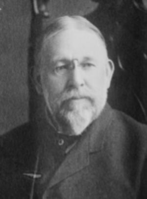 United States Court for China - Image: Rufus Thayer, Judge of the United States Court for China