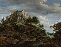 Ruisdael kasteel Bentheim M.jpg
