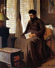 Retrat del gravador Ramon Canudas