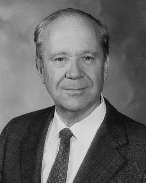 Russell B. Long - Long in 1985, two years prior to his retirement from the U.S. Senate