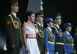 Russian Defence Minister General of the Army Sergei Shoigu opens IV International Army Games 2018 02.jpg
