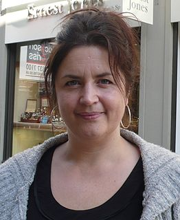 Ruth Jones Welsh actress, script-writer, producer