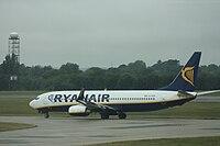 EI-DCN - B738 - Ryanair