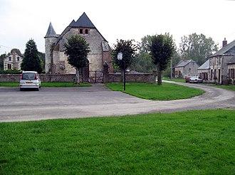 Agnicourt-et-Séchelles - Chapel of Saint Agapit at Séchelles