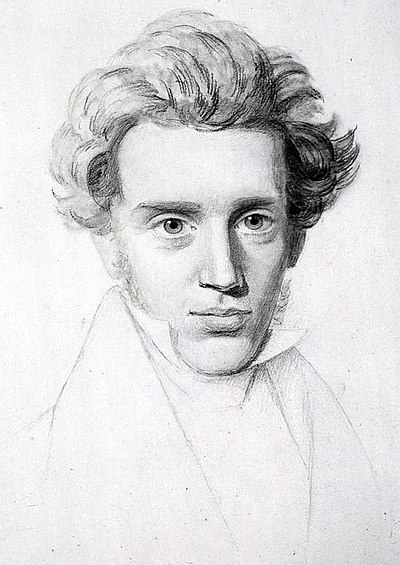 Soren Aabye Kierkegaard, Danish philosopher, theologian, poet, social critic, and religious author