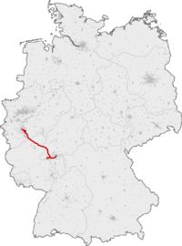 Schnellfahrstrecke Kölnrheinmain Wikipedia