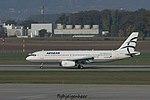 SX-DGN Airbus A320-232 A320 - AEE (30516338690).jpg