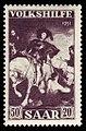 Saar 1951 313 Anthonis van Dyck - Der hl. Martin teilt seinen Mantel mit den Armen.jpg