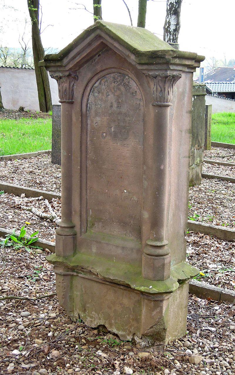 Saarwellingen Jüdischer Friedhof (16).jpg