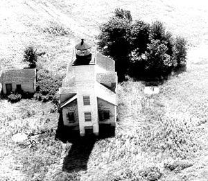 Horse Island Light - Image: Sackettsharbor