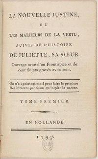 marquis de sade justine pdf francais