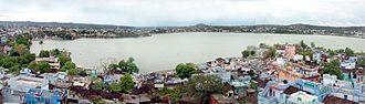 Lajpatpura - Sagar Lake