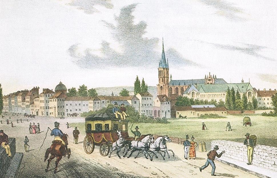 Saint-Denis 1830
