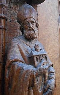 Genesius (bishop of Clermont) French saint