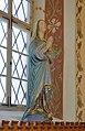 Saint John the Baptist church Freins Lajen Madonna.JPG