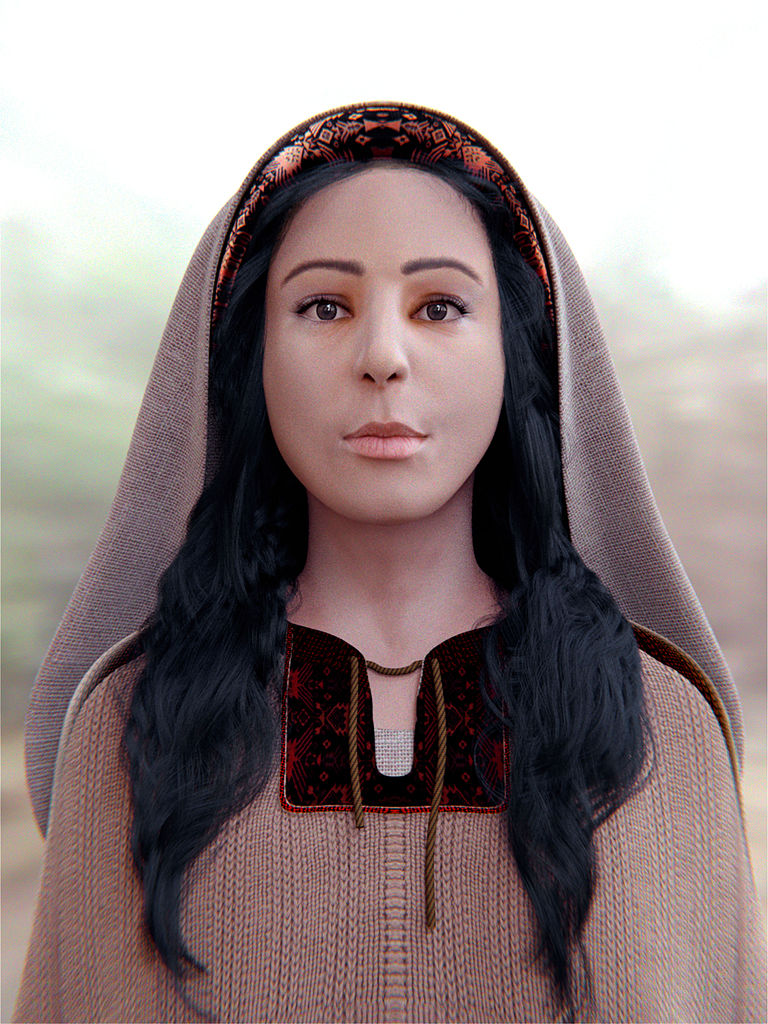 File saint mary magdalene digital facial reconstruction for Garage santamaria saint maximin