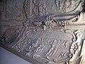 Sala di preghiera della duchessa, soffitto di federico brandani, 1560 ca., 02.JPG