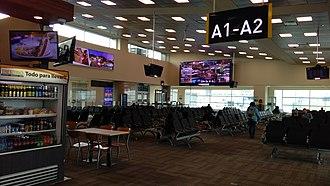 Mariscal Sucre International Airport - Boarding gates