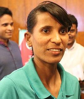 Salma Khatun Bangladeshi cricketer