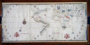 Salviati Planisphere Wikipedia