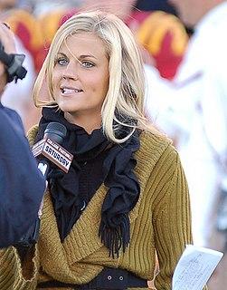 Samantha Ponder American sportscaster