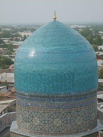 Cyan - Image: Samarkand 05