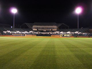 Plainsman Park Baseball park at Auburn University