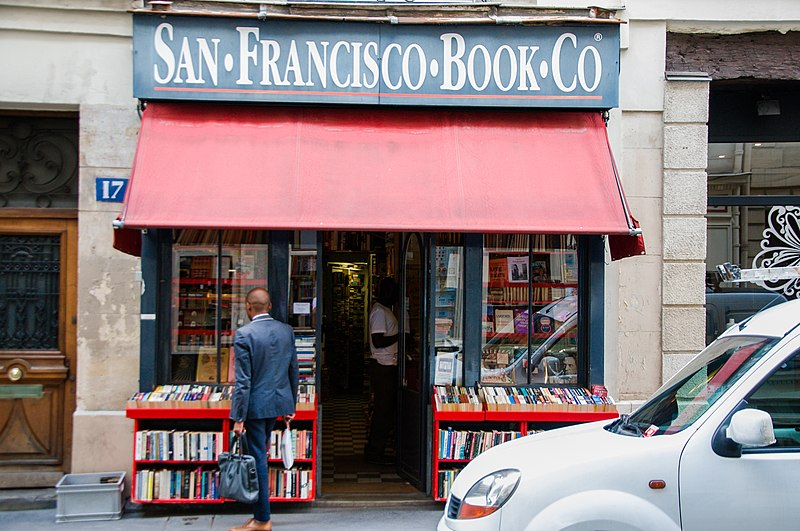 San Francisco Book Company. From 20 + Best English Bookstores in Paris