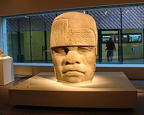 San Lorenzo Colossal Head 4