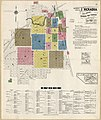 Sanborn Fire Insurance Map from Chickasha, Grady County, Oklahoma. LOC sanborn07038 008-1.jpg
