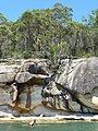 Sandstone in Ku-ring-gai Nationalpark.JPG
