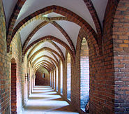 Sankt Mariae Helsingoer-Klostergangen