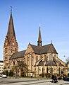 Sankt Petri kyrka, Malmö, mars 2015.jpg